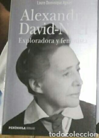 ALEXANDRA DAVID-NEEL LAURE DOMINIQUE AGNIEL. LIBRO NUEVO (Libros Nuevos - Literatura - Ensayo)