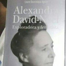 Libros: ALEXANDRA DAVID-NEEL LAURE DOMINIQUE AGNIEL. LIBRO NUEVO. Lote 191543471