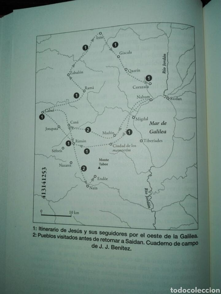 Libros: El diario de Eliseo. Caballo de Troya Confesiones del segundo piloto J. J. Benítez. Libro nuevo - Foto 5 - 198046856
