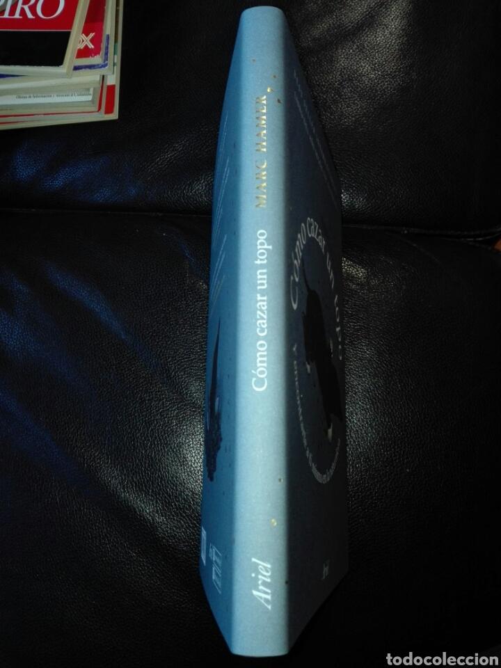 Libros: Cómo cazar un topo Y encontrarte a ti mismo en la naturaleza Marc Hamer. Ariel. 2020. Libro Nuevo - Foto 2 - 198047957