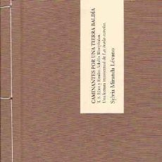 Libros: (WESTPHALEN, EMILIO ADOLFO) MIRANDA LÉVANO, SYLVIA - CAMINANTE POR UNA TIERRA BALDÍA. T. S. ELIOT . Lote 201480683