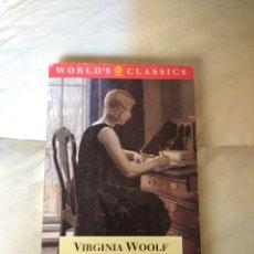 Libros: UNA HABITACIÓN PROPIA, VIRGINIA WOOLF EN INGLÉS. Lote 206324376