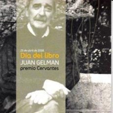 Libros: JUAN GELMAN (CD-ROM). Lote 208403628