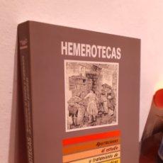 Libros: APORTACIONES AL ESTUDIO Y TRATAMIENTO DE PUBLICACIONES PERIODICA. Lote 210198078