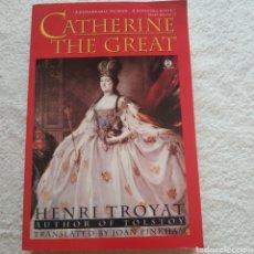 Libros: CATHERINE THE GREAT LIBRO EN INGLÉS. Lote 210371491