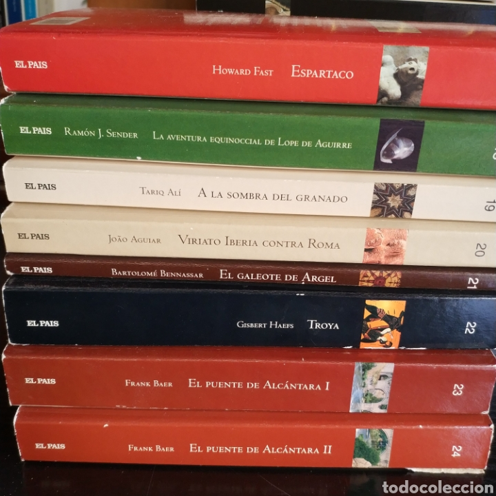 Libros: Pack casi completo Novelas de El País. 45 de 50. - Foto 8 - 210660111