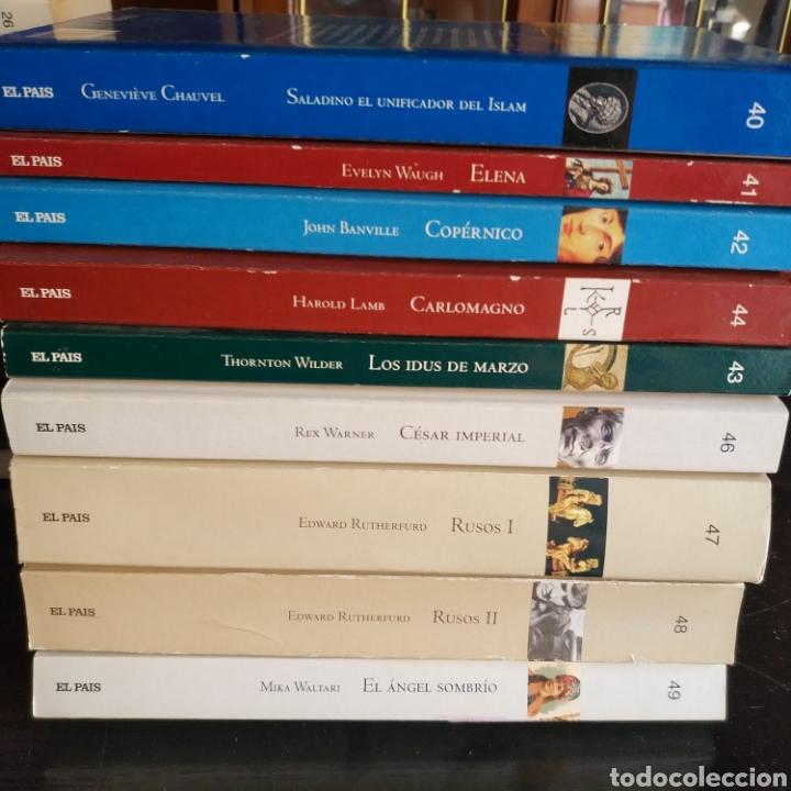 Libros: Pack casi completo Novelas de El País. 45 de 50. - Foto 11 - 210660111