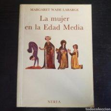 Libros: LA MUJER EN LA EDAD MEDIA. Lote 210668584