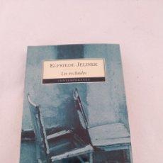 Libros: LOS EXCLUIDOS , DE ELFRIEDE JELINEK. Lote 210672006