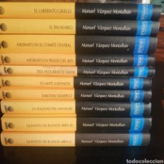 Livros: LOTE 20 LIBROS DE MANUEL VÁZQUEZ MONTALBÁN. PLANETA D'AGOSTINI. Lote 212790341