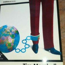 Libros: TIM MARSHALL. PRISIONEROS DE LA GEOGRAFÍA. Lote 213508342