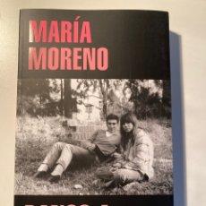 Libros: BANCO A LA SOMBRA - MARÍA MORENO. Lote 214203462