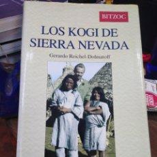 Libros: LOS KOGI DE SIERRA NEVADA-GERARDO REICHEL-DOLMATOFF,EDITA BITZOG,1996 PALMA MALLORCA,NUEVO SIN LEER. Lote 218803437
