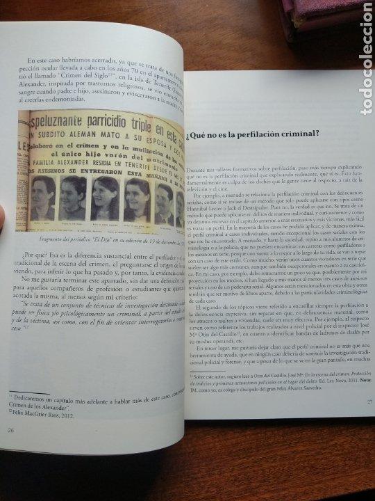 Libros: Postmortem. Perfilación criminal en casos fríos Firmado Félix MacGrier Ríos. Circulo Rojo 1 edición. - Foto 2 - 255472170