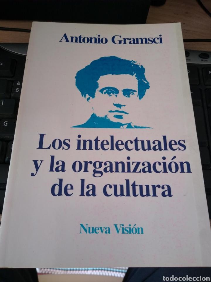 ANTONIO GRAMSCI LIBRO LOS INTELECTUALES Y L AORGANIZACION DE LA CULTURA 5° EDICION 1997 (Libros Nuevos - Literatura - Ensayo)