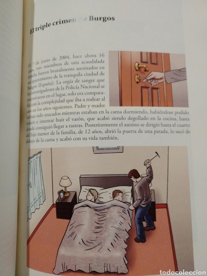 Libros: Postmortem. Perfilación criminal en casos fríos Firmado Félix MacGrier Ríos. Circulo Rojo 1 edición. - Foto 4 - 255472170