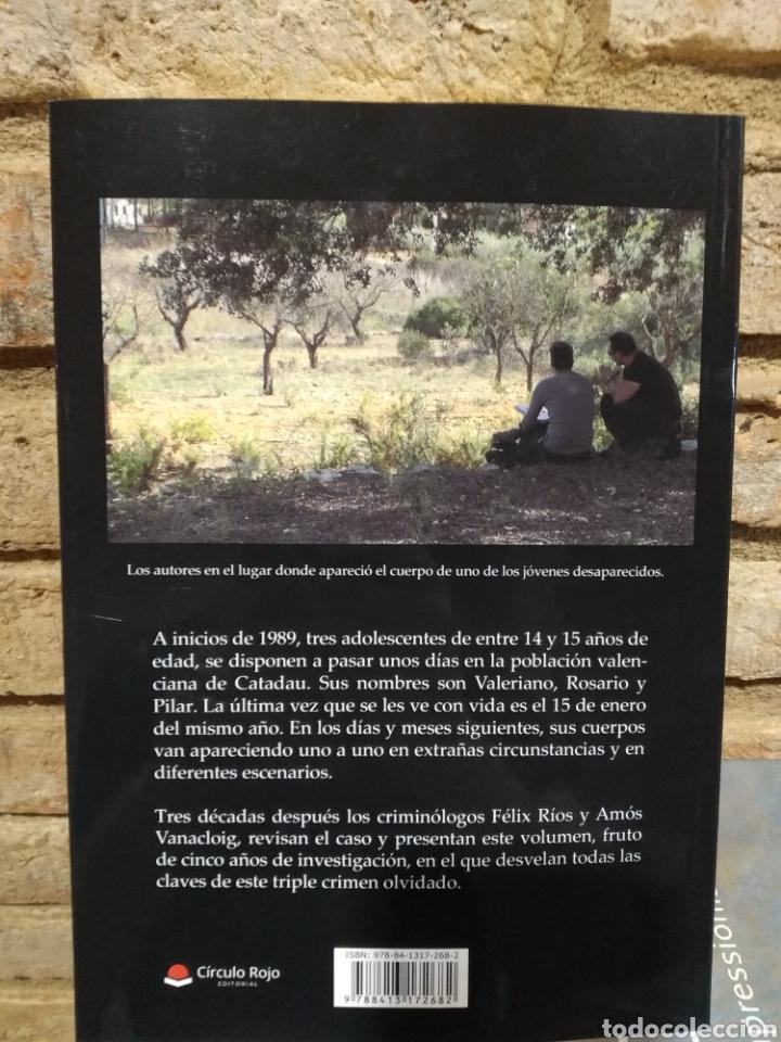 Libros: Qué pasó en macastre?. Firmado por Amós Vanacloig y Félix MacGrier Ríos. circulo rojo 2020. Nuevo - Foto 2 - 253496575