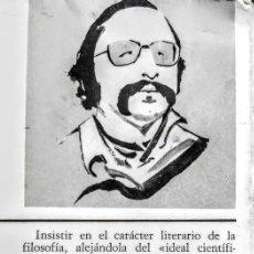 Libros: APOLOGIA DEL SOFISTA. FERNANDO SAVATER. Lote 233572780