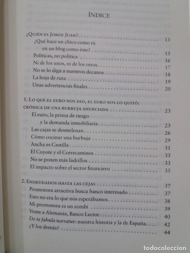 Libros: NADA ES GRATIS UTILISIMO LIBRO SOBRE LA CRISIS ECONOMICA Y SUS SOLUCIONES - Foto 7 - 236059180
