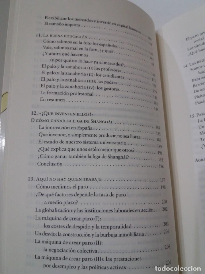 Libros: NADA ES GRATIS UTILISIMO LIBRO SOBRE LA CRISIS ECONOMICA Y SUS SOLUCIONES - Foto 8 - 236059180
