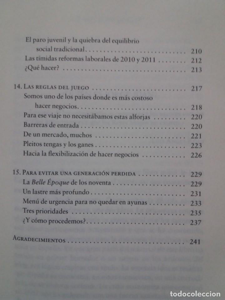 Libros: NADA ES GRATIS UTILISIMO LIBRO SOBRE LA CRISIS ECONOMICA Y SUS SOLUCIONES - Foto 10 - 236059180