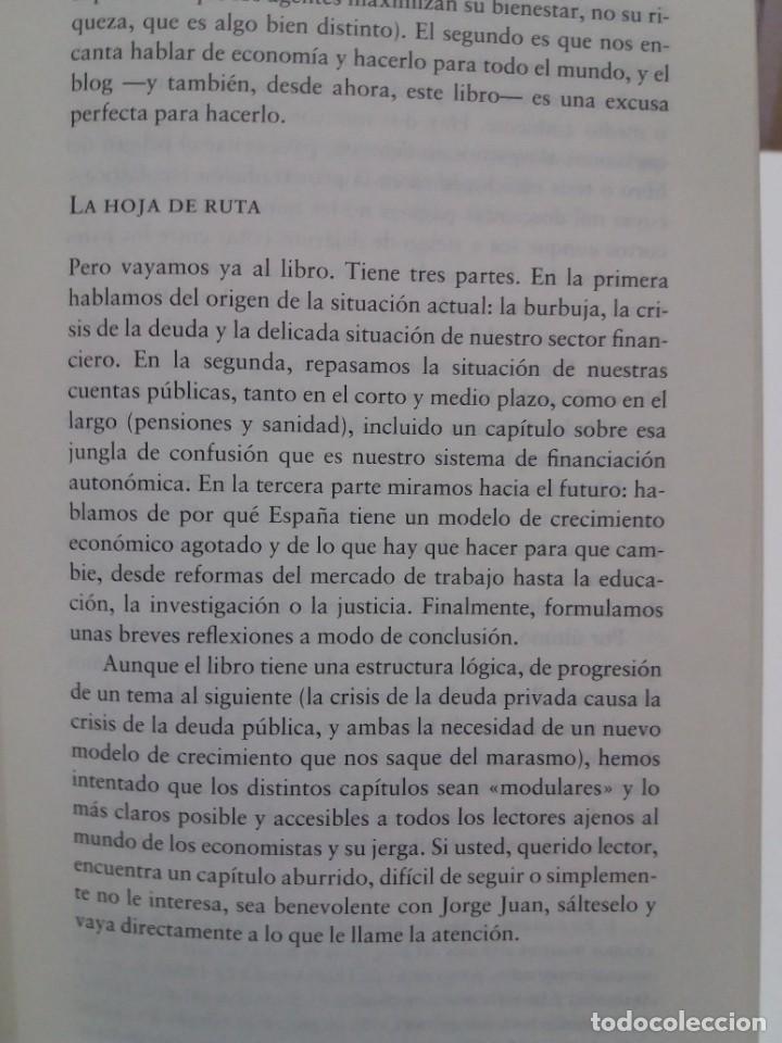 Libros: NADA ES GRATIS UTILISIMO LIBRO SOBRE LA CRISIS ECONOMICA Y SUS SOLUCIONES - Foto 12 - 236059180