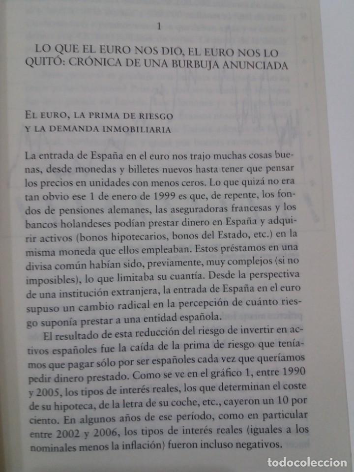 Libros: NADA ES GRATIS UTILISIMO LIBRO SOBRE LA CRISIS ECONOMICA Y SUS SOLUCIONES - Foto 13 - 236059180