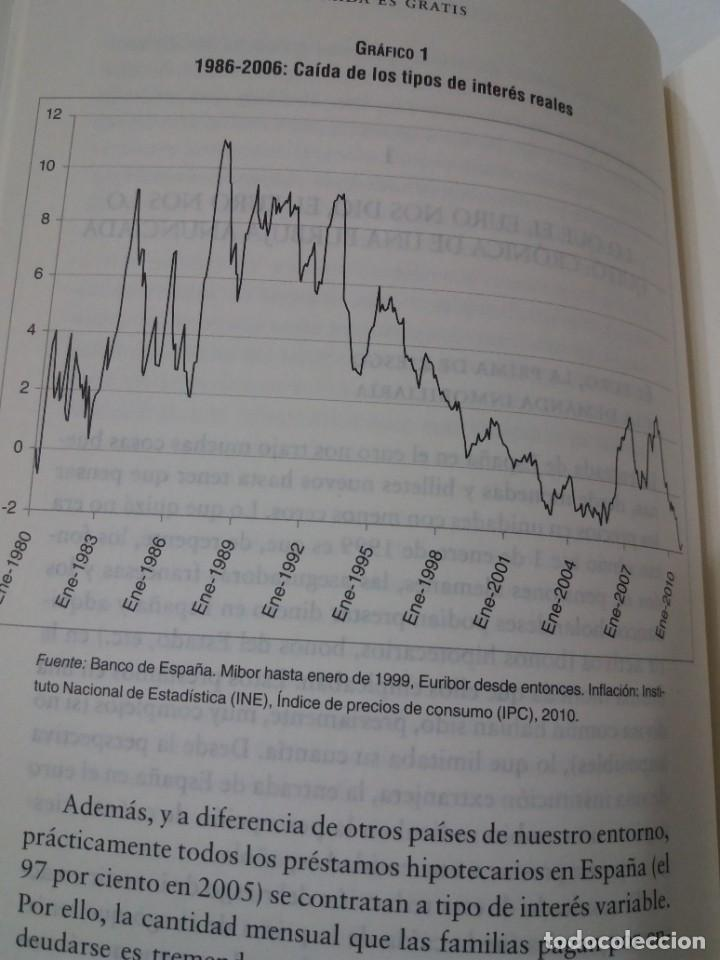 Libros: NADA ES GRATIS UTILISIMO LIBRO SOBRE LA CRISIS ECONOMICA Y SUS SOLUCIONES - Foto 14 - 236059180