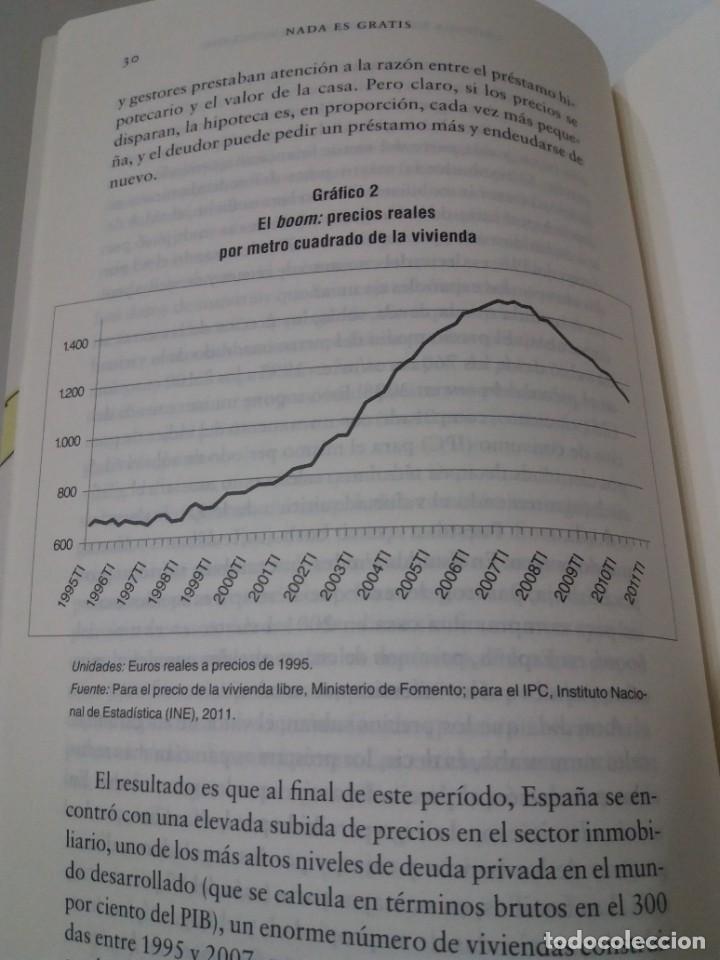 Libros: NADA ES GRATIS UTILISIMO LIBRO SOBRE LA CRISIS ECONOMICA Y SUS SOLUCIONES - Foto 16 - 236059180