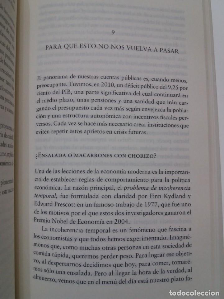 Libros: NADA ES GRATIS UTILISIMO LIBRO SOBRE LA CRISIS ECONOMICA Y SUS SOLUCIONES - Foto 33 - 236059180