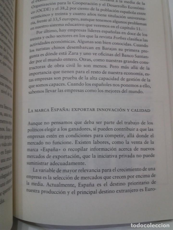 Libros: NADA ES GRATIS UTILISIMO LIBRO SOBRE LA CRISIS ECONOMICA Y SUS SOLUCIONES - Foto 35 - 236059180
