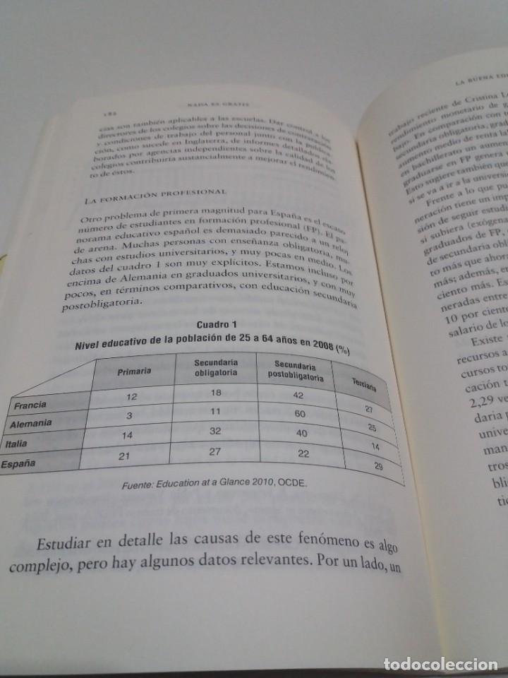Libros: NADA ES GRATIS UTILISIMO LIBRO SOBRE LA CRISIS ECONOMICA Y SUS SOLUCIONES - Foto 38 - 236059180