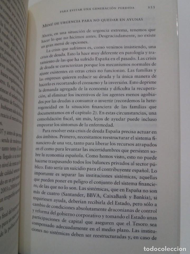 Libros: NADA ES GRATIS UTILISIMO LIBRO SOBRE LA CRISIS ECONOMICA Y SUS SOLUCIONES - Foto 48 - 236059180