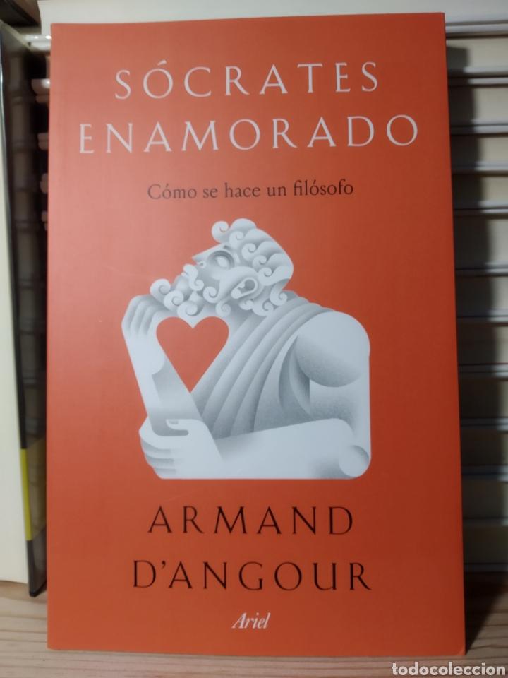 SÓCRATES ENAMORADO ARMAND D ANGOUR. LIBRO NUEVO (Libros Nuevos - Literatura - Ensayo)