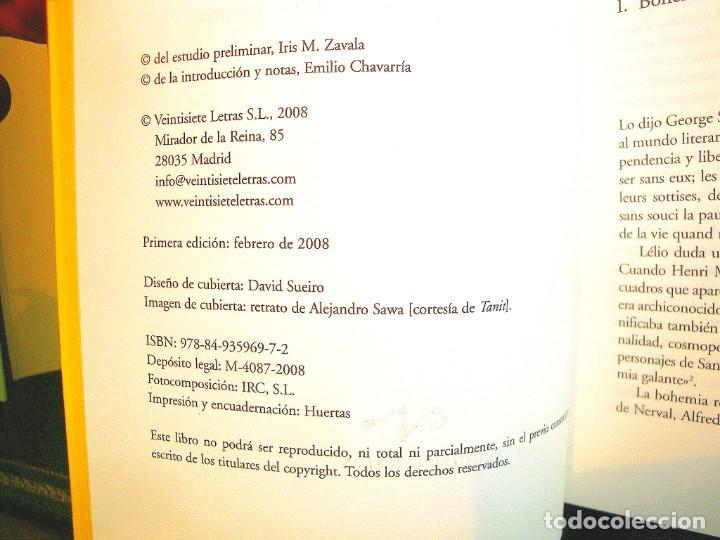 Libros: ALEJANDRO SAWA - CRÓNICAS DE LA BOHEMIA - NUEVO - Foto 2 - 239863135
