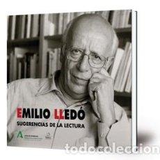 Libros: SUGERENCIAS A LA LECTURA. EMILIO LLEDÓ. -NUEVO. Lote 240169460