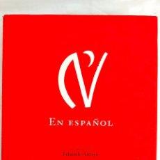 Libros: Ñ - EN ESPAÑOL - ILUSTRACIONES DE EDUARDO ARROYO. Lote 240286810