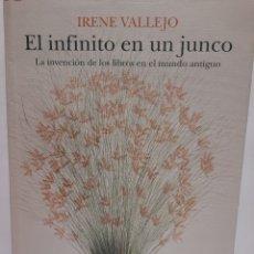 Livres: EL INFINITO EN UN JUNCO DE IRENE VALLEJO. Lote 240736755