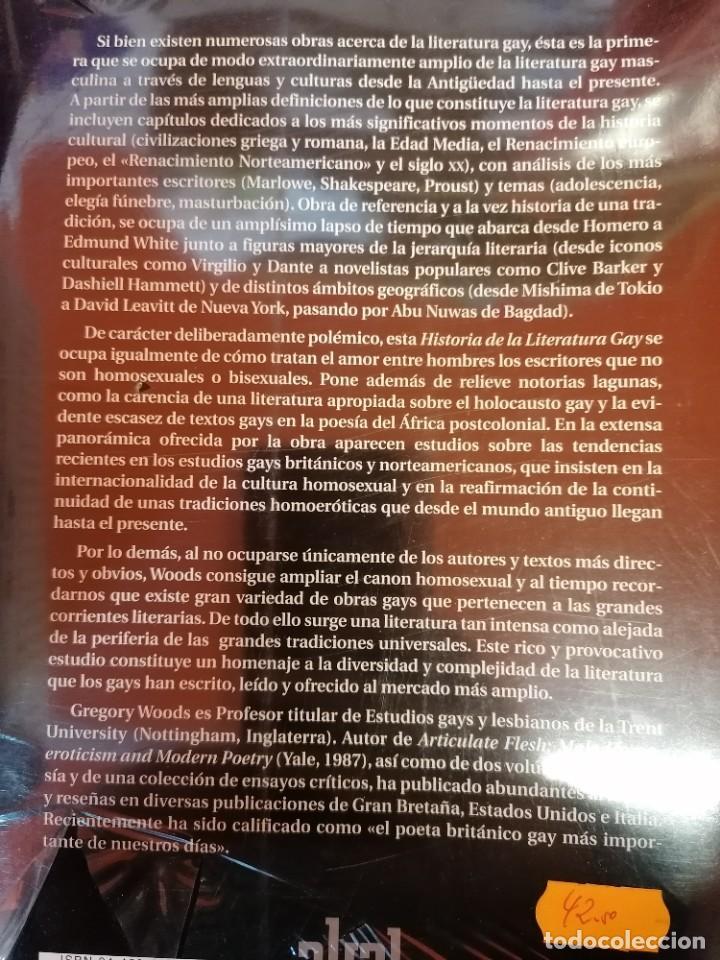 Libros: Historia de la literatura gay - Foto 2 - 240921380
