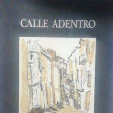 Livros: CALLE ADENTRO. ANTONIO NAVARRETE. Lote 241108415