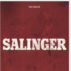 Libros: SALINGER DAVID SHIELDS|SHANE SALERNO. Lote 243929715