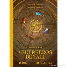 Libros: MEMORIAS DEL RPG: LOS GUERREROS DE TALE GOLDEN SUN. Lote 245513805