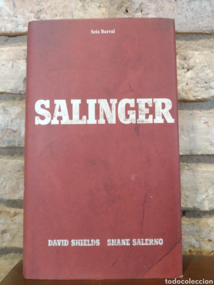 SALINGER DAVID SHIELDS SHANE SALERNO (Libros Nuevos - Literatura - Ensayo)