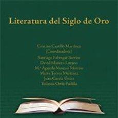 Libros: LITERATURA DEL SIGLO DE ORO. COORDINADORA: CASTILLO MARTÍNEZ, CRISTINA. Lote 252647810