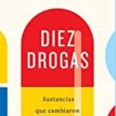 Livros: DIEZ DROGAS THOMAS HAGER. Lote 253217120