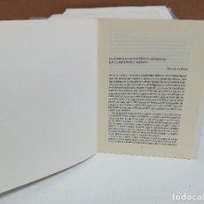 Libros: ENRIQUE DE RIVAS - EL SIMBOLISMO ESOTÉRICO MEDIEVAL EN LA PENÍNSULA IBÉRICA. Lote 254862740