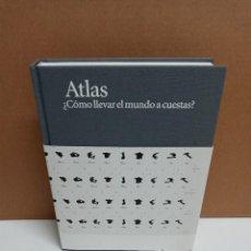 Libros: GEORGES DIDI-HUBERMAN ATLAS ¿CÓMO LLEVAR EL MUNDO A CUESTAS?. Lote 254870950