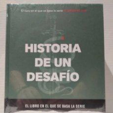 Libros: HISTORIA DE UN DESAFÍO. CINCO DÉCADAS DE LUCHA SIN CUARTEL DE LA GUARDIA CIVIL CONTRA ETA. 2021. Lote 273541963
