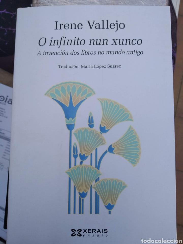 O INFINITO NUN XUNCO. GALEGO. VALLEJO,IRENE EDITORIAL XERAIS DE GALICIA. 2021 (Libros Nuevos - Literatura - Ensayo)