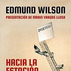 Livres: HACIA LA ESTACION DE FINLANDIA EDMUND WILSON. Lote 268777164